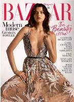 Georgia Fowler   -           Harper's Bazaar Magazine (Australia) May (2018).