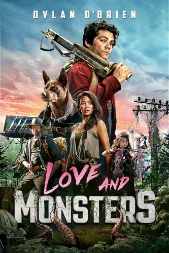 Love and Monsters 2020 1080p Bluray X264 DTS-EVO