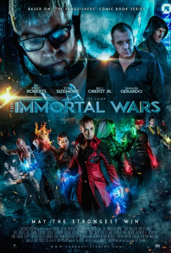 The Immortal Wars (2018) 720p Blu-Ray x264 [Multi Audio][Hindi+Telugu+Tamil+English]