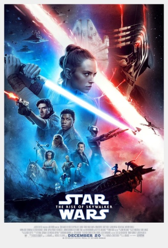 Star Wars The Rise of Skywalker 2019 HDTC BLURRED 1080p x264 AC-3-CRG