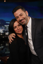 Pamela Adlon - Jimmy Kimmel Live: May 29th 2018