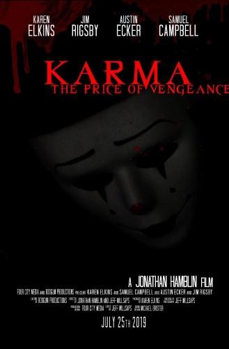 Karma The Price of Vengeance 2019 1080p AMZN WEBRip DDP5 1 x264-TEPES