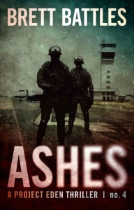 Ashes - Brett Battles