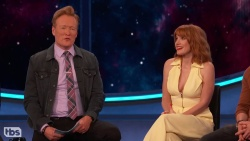 Jessica Chastain - Conan 17 July 2019