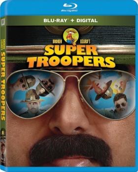 Super Troopers (2001) .mkv HD 720p HEVC x265 AC3 ITA