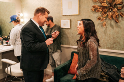 Pamela Adlon - The Late Late Show with James Corden: March 27th 2019