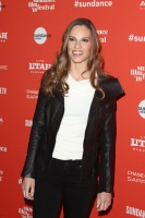 Hilary Swank -               	''What They Had'' Premiere Sundance Film Festival Park City Utah January 21st 2018.
