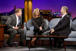 Allison Janney - The Late Late Show with James Corden: August 16th 2018