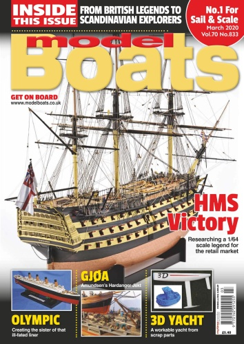 Model Boats - Issue 8! - March (2020)