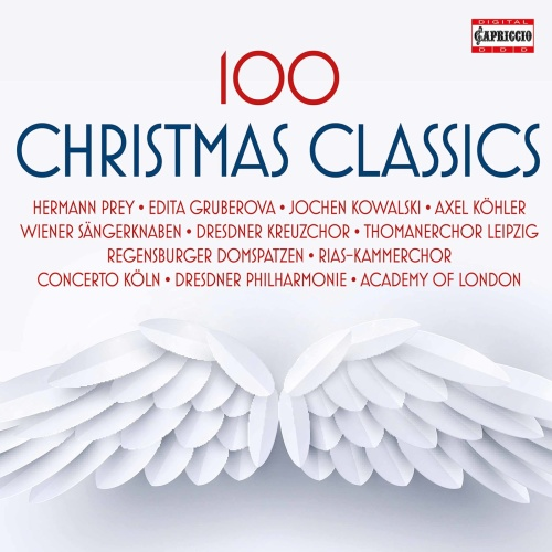 Various Artists   100 Christmas Classics (2019)
