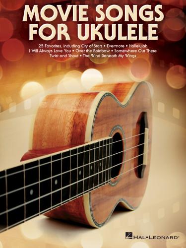 Hal Leonard Movie Songs For Ukulele 25 Favorites    -LiBRiCi