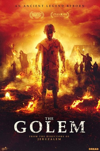 The Golem (2018) UNCUT 720p BluRay x264 ESubs [Dual Audio] [Hindi+English] Dr STAR
