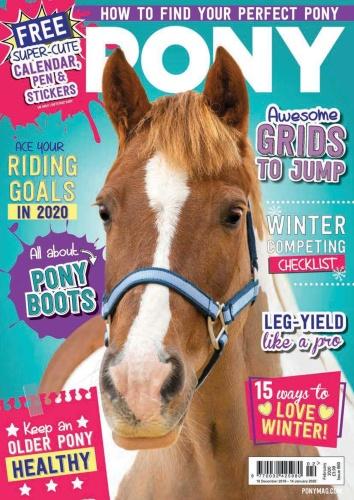 Pony Magazine - Issue 860 - February (2020)