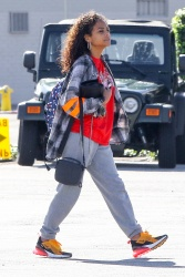 Christina Milian - Out in Los Angeles 3/23/18