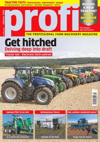 Profi International - February (2020)