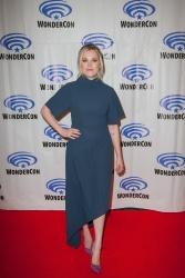 Eliza Taylor -          ''The 100'' Press Line 2019 WonderCon Anaheim March 31st 2019.