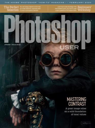 Photoshop User - February (2020)