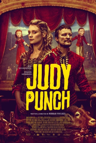 Judy and Punch 2019 BRRip XviD AC3-EVO