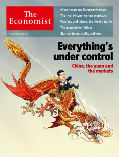 The Economist - 16 January (2016)