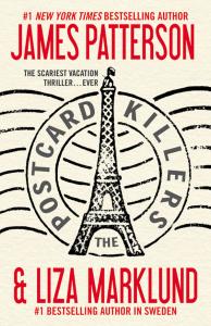 The Postcard Killers - Liza Marklund