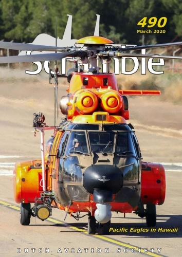 Scramble Magazine - Issue 490 - March (2020)