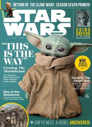 Star Wars Insider - Issue 195 - March (2020)