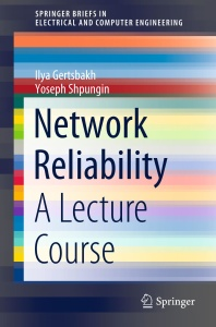 Network Reliability- A Lecture Course