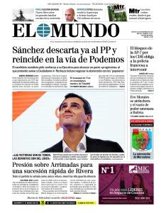El Mundo - 12 11 (2019)