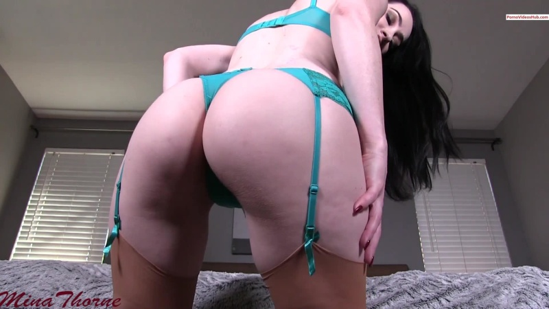 Clips4sale presents Mina Thorne Weak Horny Loser for My Ass 11 99 Premium user request