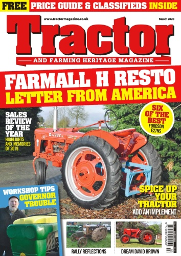 Tractor & Farming Heritage Magazine - March (2020)