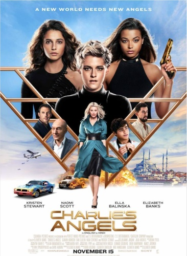 Charlies Angels 2019 BRRip XviD MP3-XVID