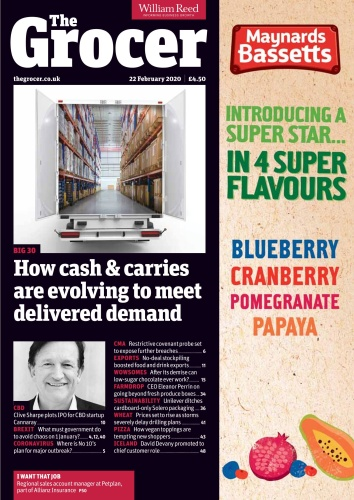 The Grocer  22 February (2020)