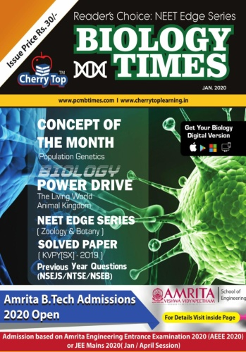 Biology Times - January (2020)