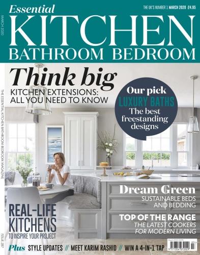 Essential Kitchen Bathroom Bedroom - March (2020)