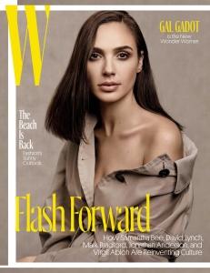 W Magazine  May (2017)