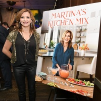 Martina McBride - New Cook Book Announcement Event