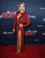"Julianne Hough -     ""America's Got Talent"" Season 14 Live Show Red Carpet Hollywood September 17th 2019."
