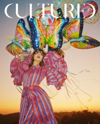 Rowan Blanchard - Cultured Magazine - February 2020
