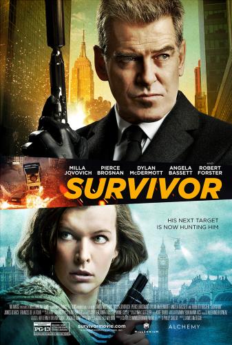 Survivor 2015 BluRay Dual Audio Hindi 5 1 + English 5 1 720p x264 AAC ESub