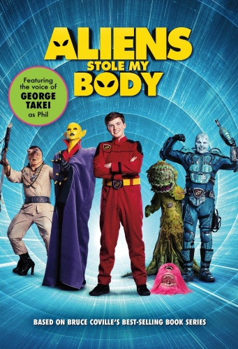 Aliens Stole My Body 2020 HDRip XviD AC3-EVO