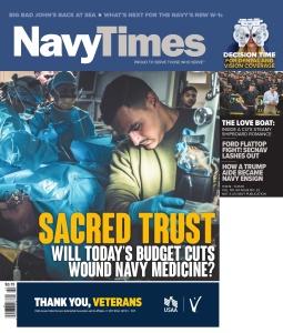Navy Times  11 November (2019)