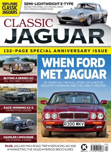 Classic Jaguar - April-May (2020)