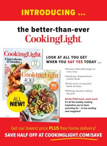 Cooking Light - December (2019)