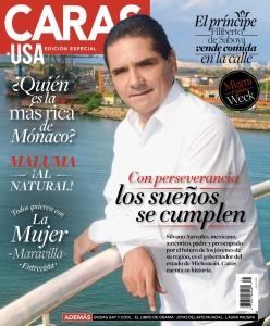 Caras Mexico  USA Edici 243 n Especial  Julio (2017)