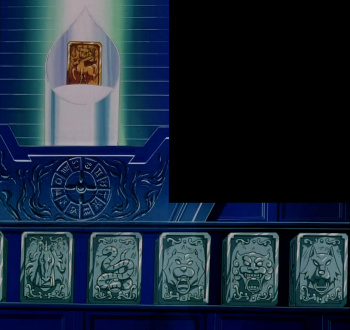 Original Art - Tavole intere dalla serie TV.
