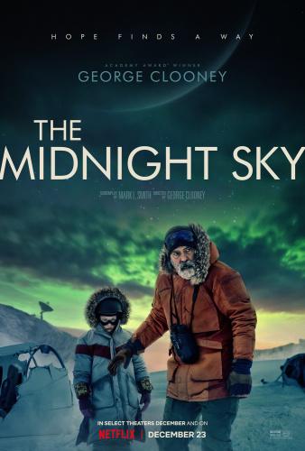 The Midnight Sky (2020) 1080p HDRip x264 DD5 1 [Dual Audio][Hindi+English] TT Exclusive