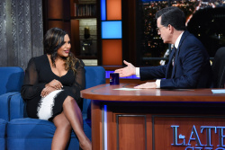 Mindy Kaling - The Late Show with Stephen Colbert: March 8th 2018