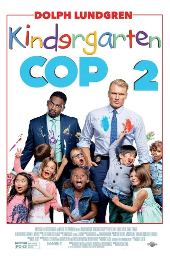 Kindergarten Cop 2 2016 1080p BluRay x264-SPOOKS