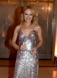 Kylie Minogue - Harper's Bazaar Women of the Year Awards in London 10/30/18