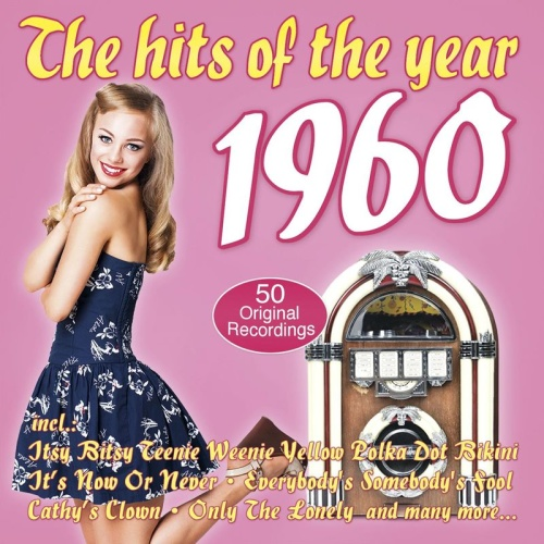 VA   The Hits Of The Year 1960 (2020)